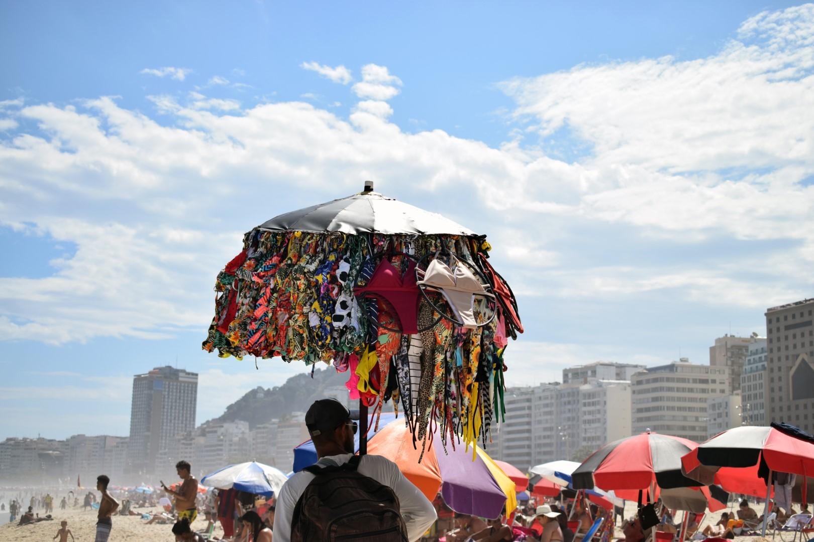 Praia de Copacabana, posto 3,Copacabana, Rio de Janeiro