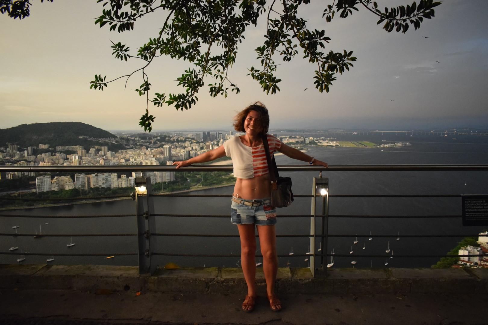 Pão de Açúcar, Morro da Urca, Rio de Janeiro