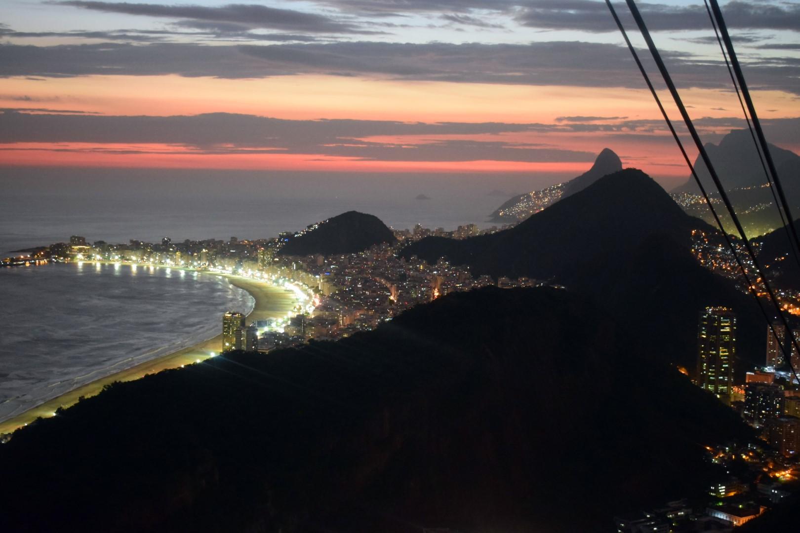 Top of the Pão de Açúcar, Rio de Janeiro