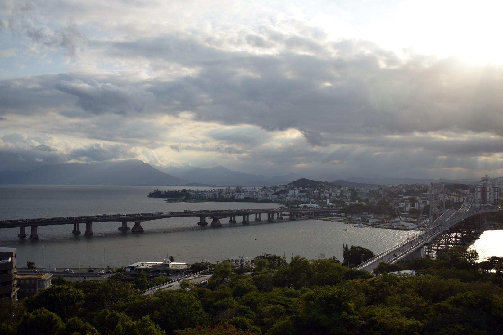 Florianópolis from R. Felipe Schmidt