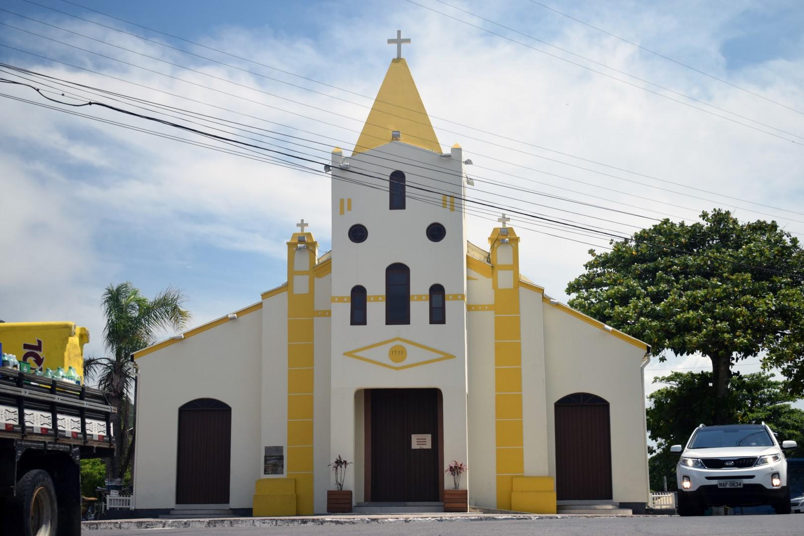 Florianópolis, Igreja Batista Praia da Armação
