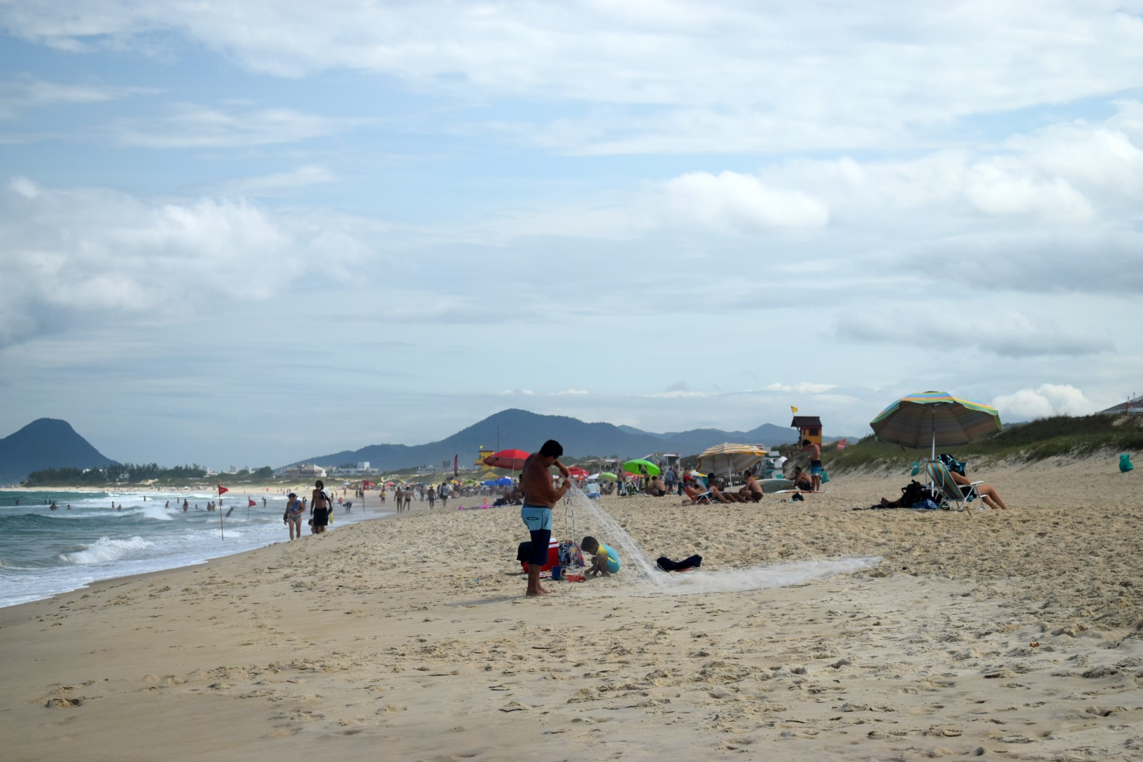 Florianópolis - Praia do Campeche