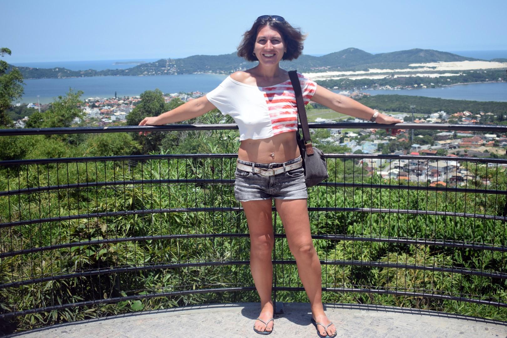 Mirante do Morro da Lagoa da Conceição, Florianópolis