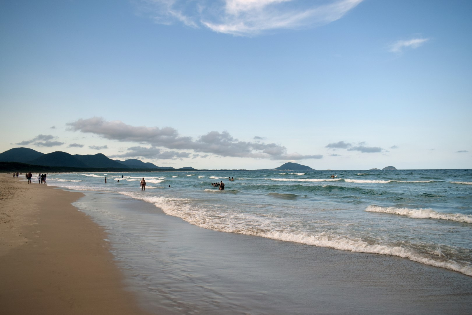 Florianópolis, Praia do Moçambique