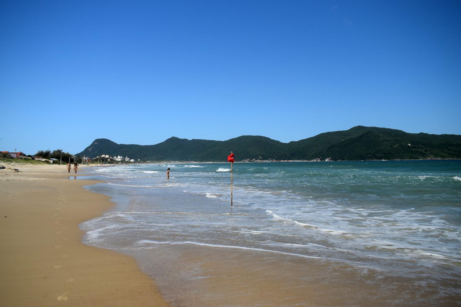 Florianópolis,  Praia do Pântano do Sul
