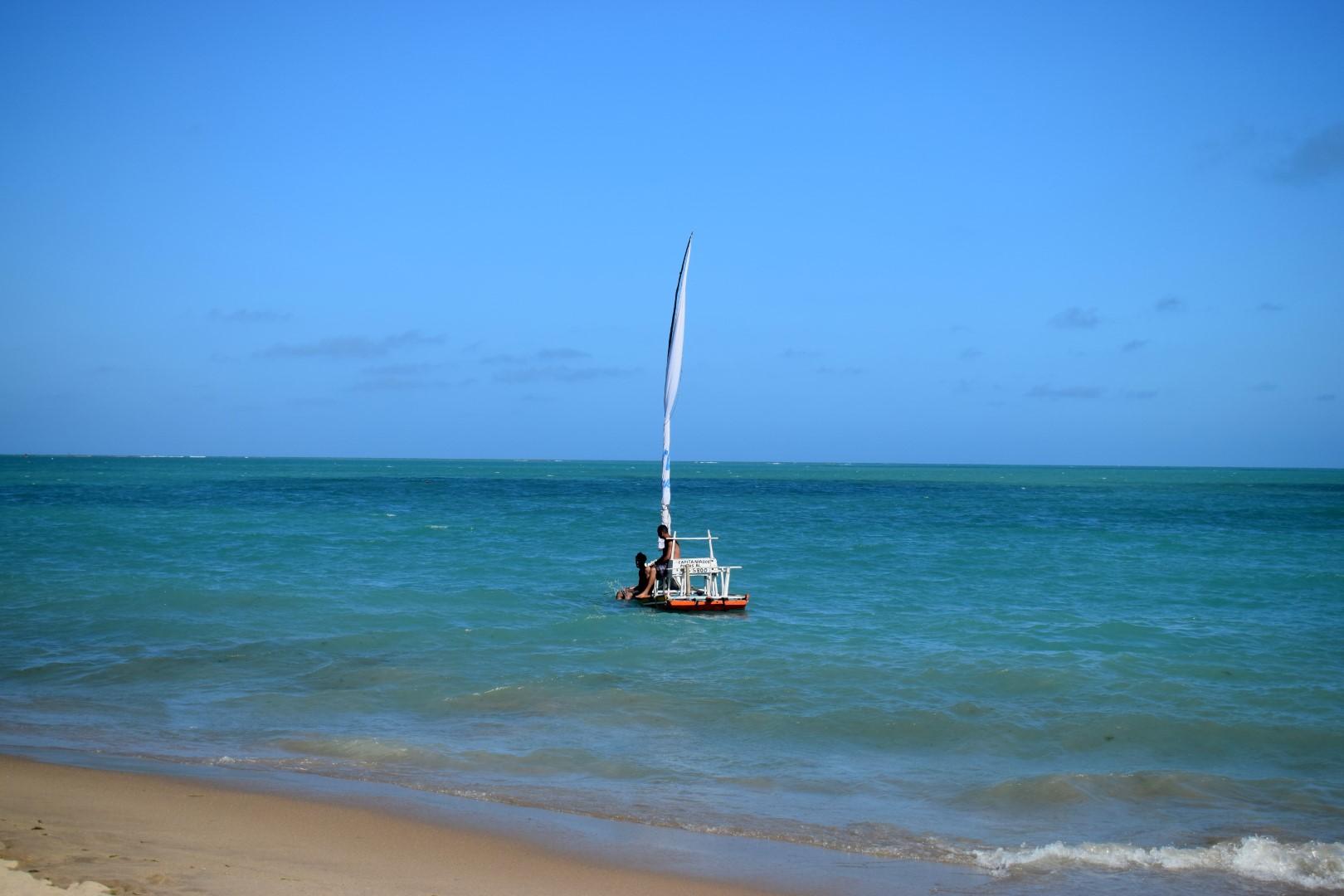 Praia de Pajuçara Maceió