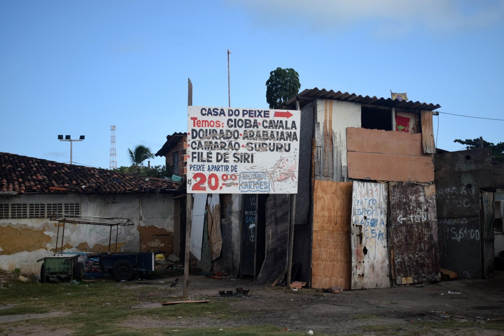 Centro Pesqueiro de Jaraguá