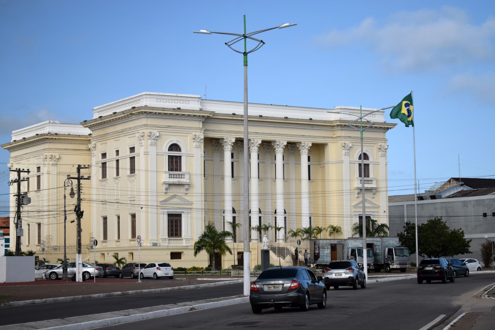 Av. Indl. Cícero Toledo, Jaraguá, Maceió