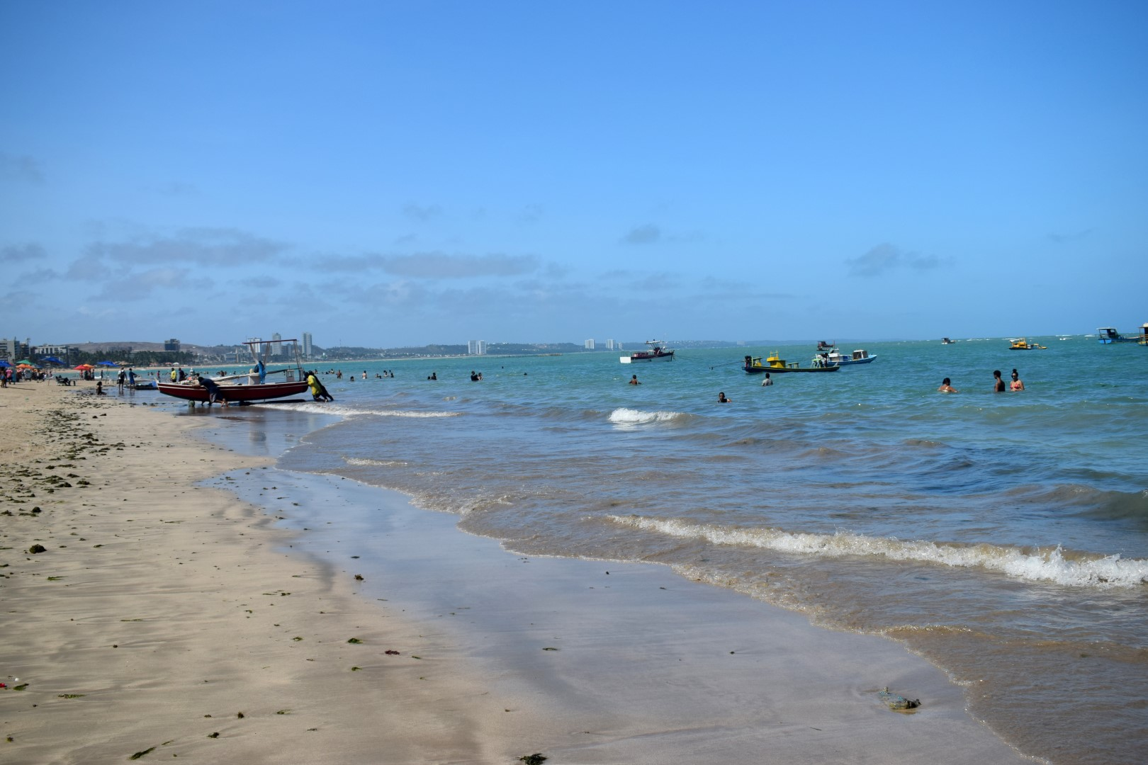 Praia de Jatiúca, Maceió