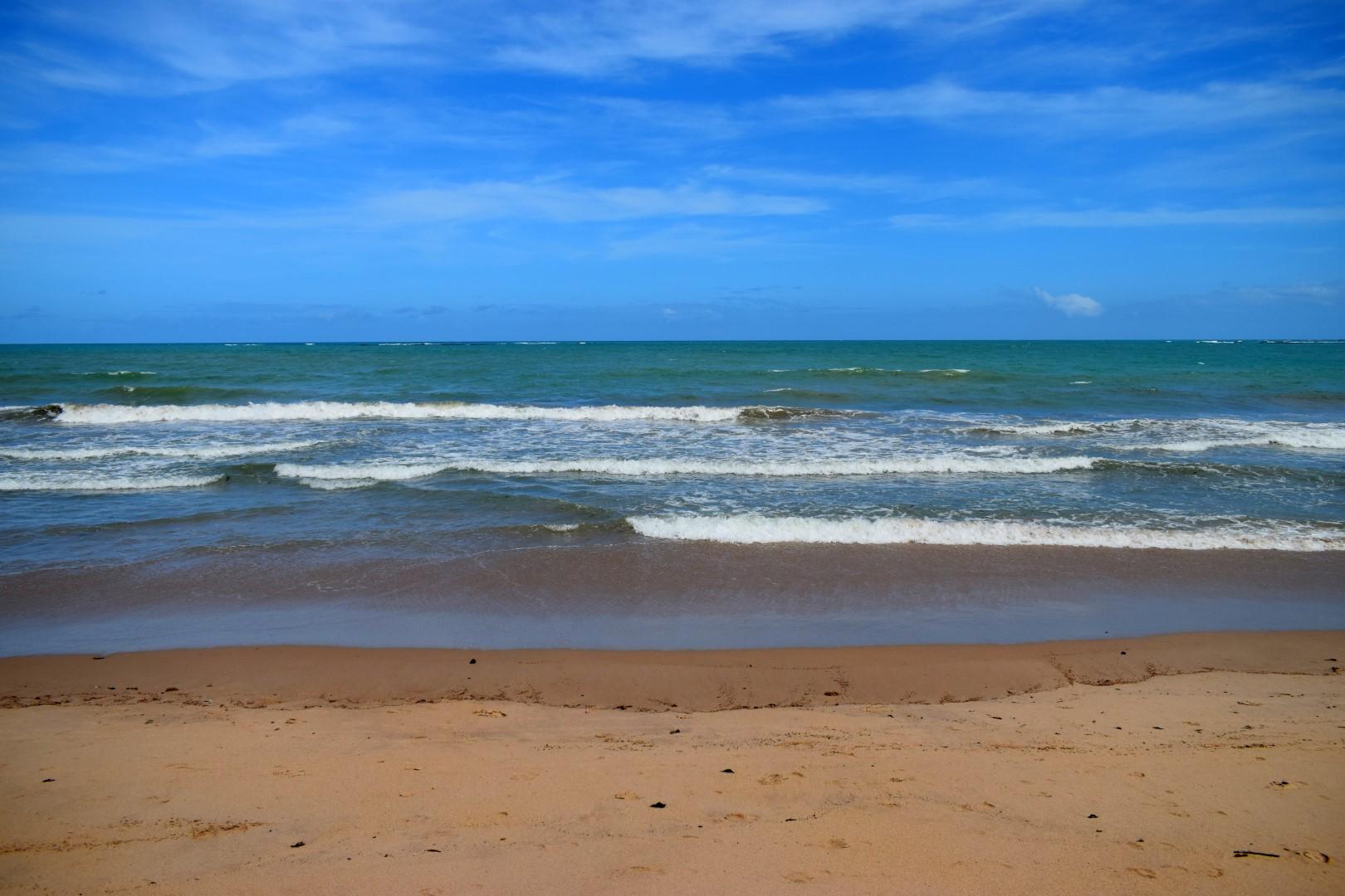 Praia de Cruz das Almas, Cruz das Almas, Maceió