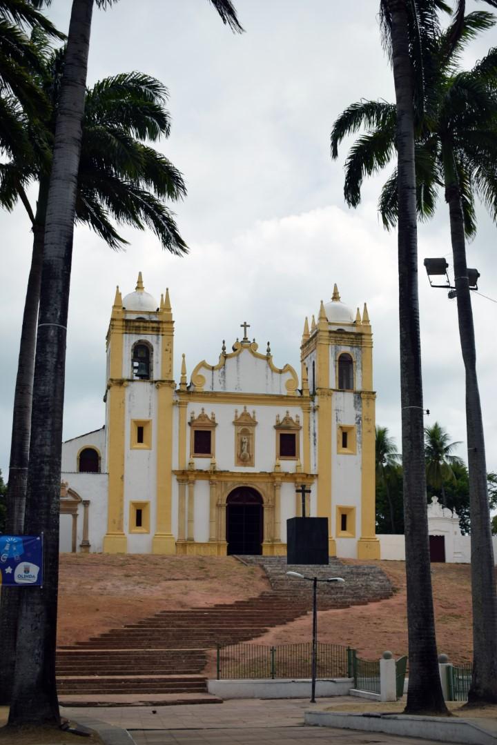 Igreja Nossa Senhora Do Carmo, Olinda-Pe