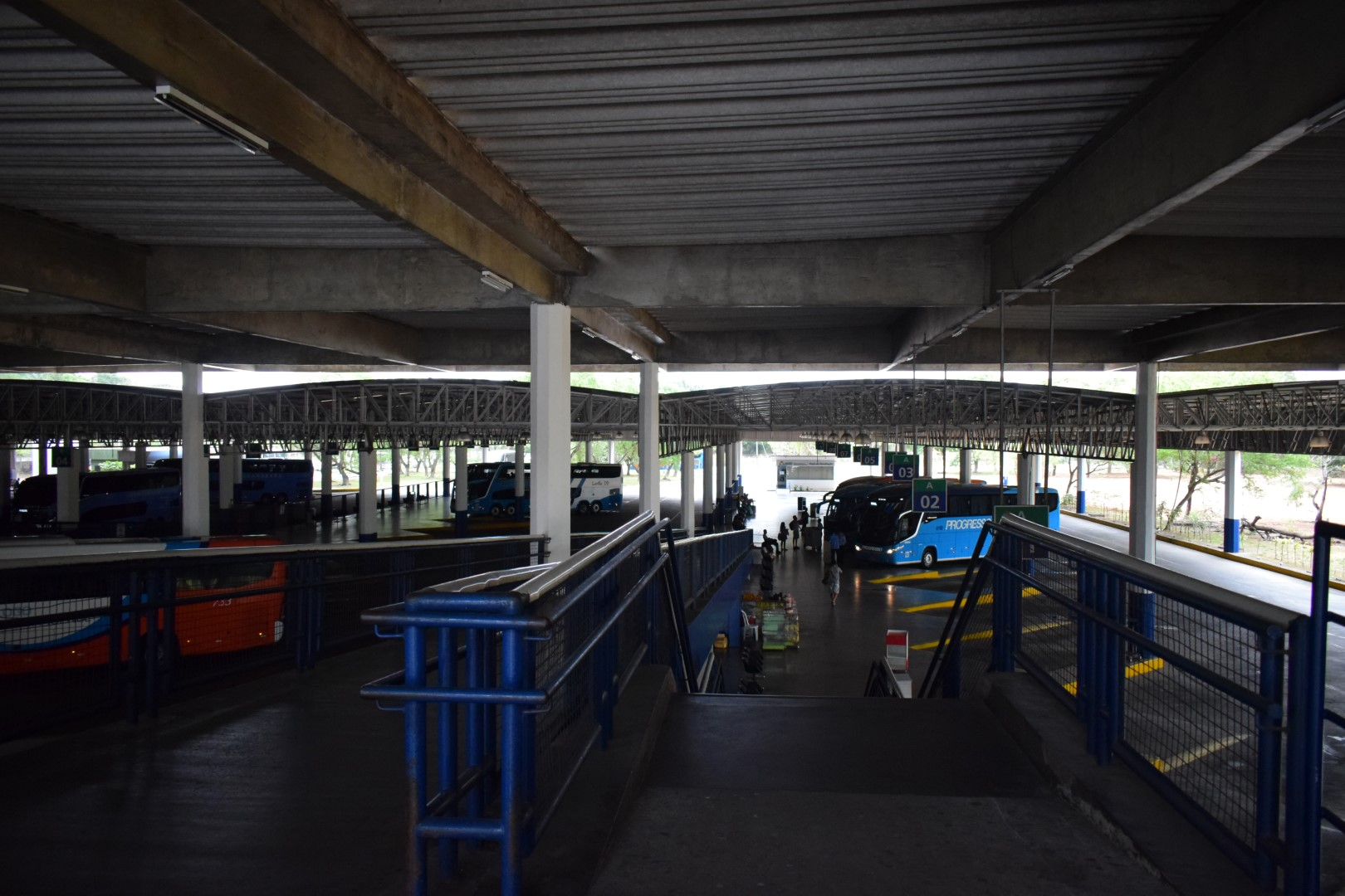 Terminal rodoviário de Recife