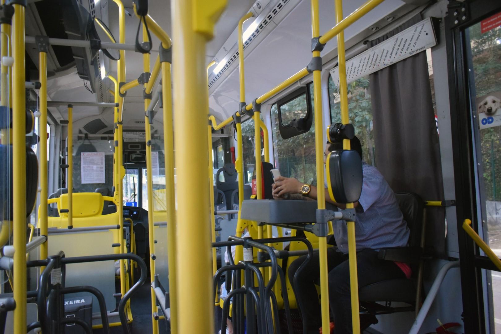City bus, São Paulo