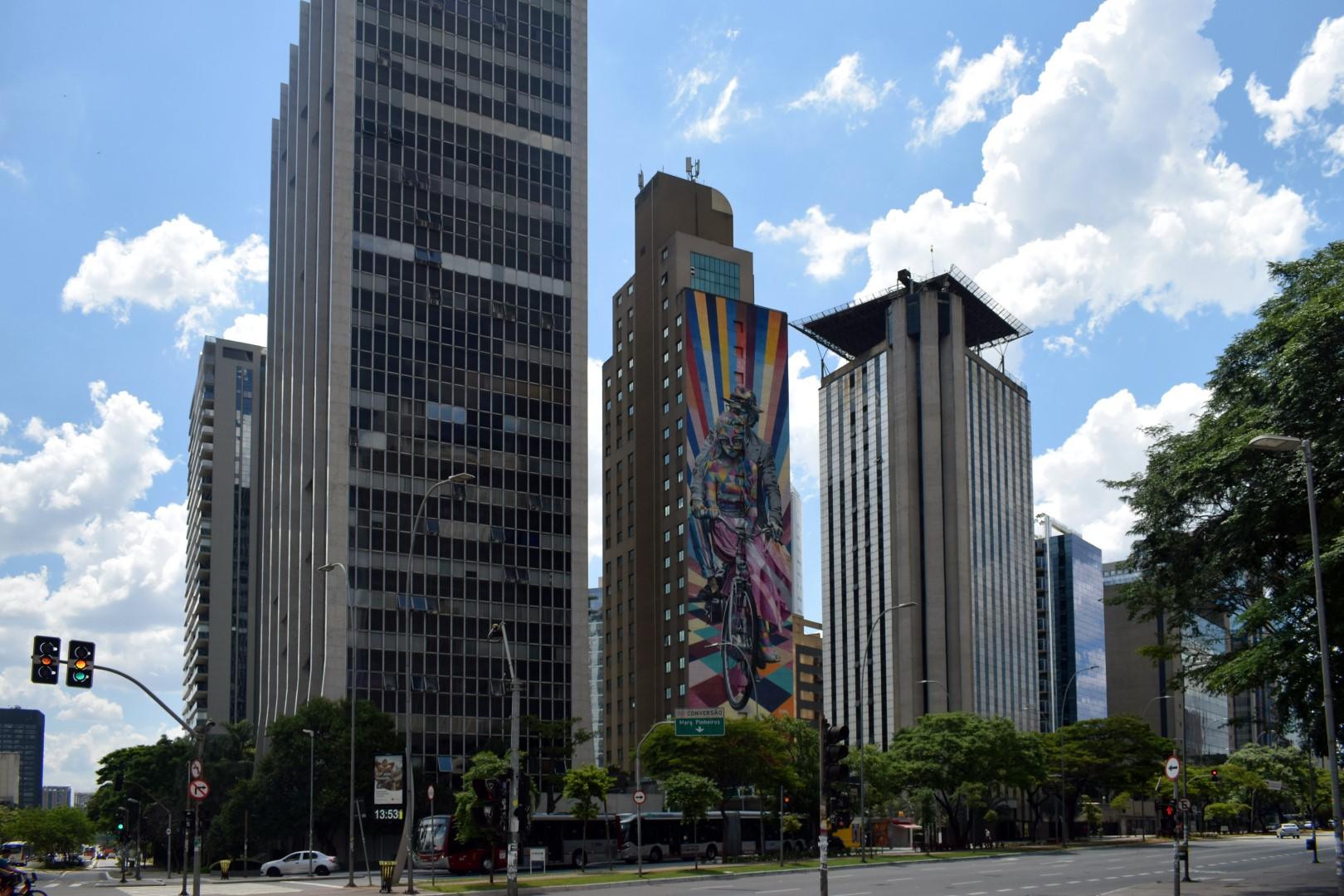Av. Brg. Faria Lima, São Paulo