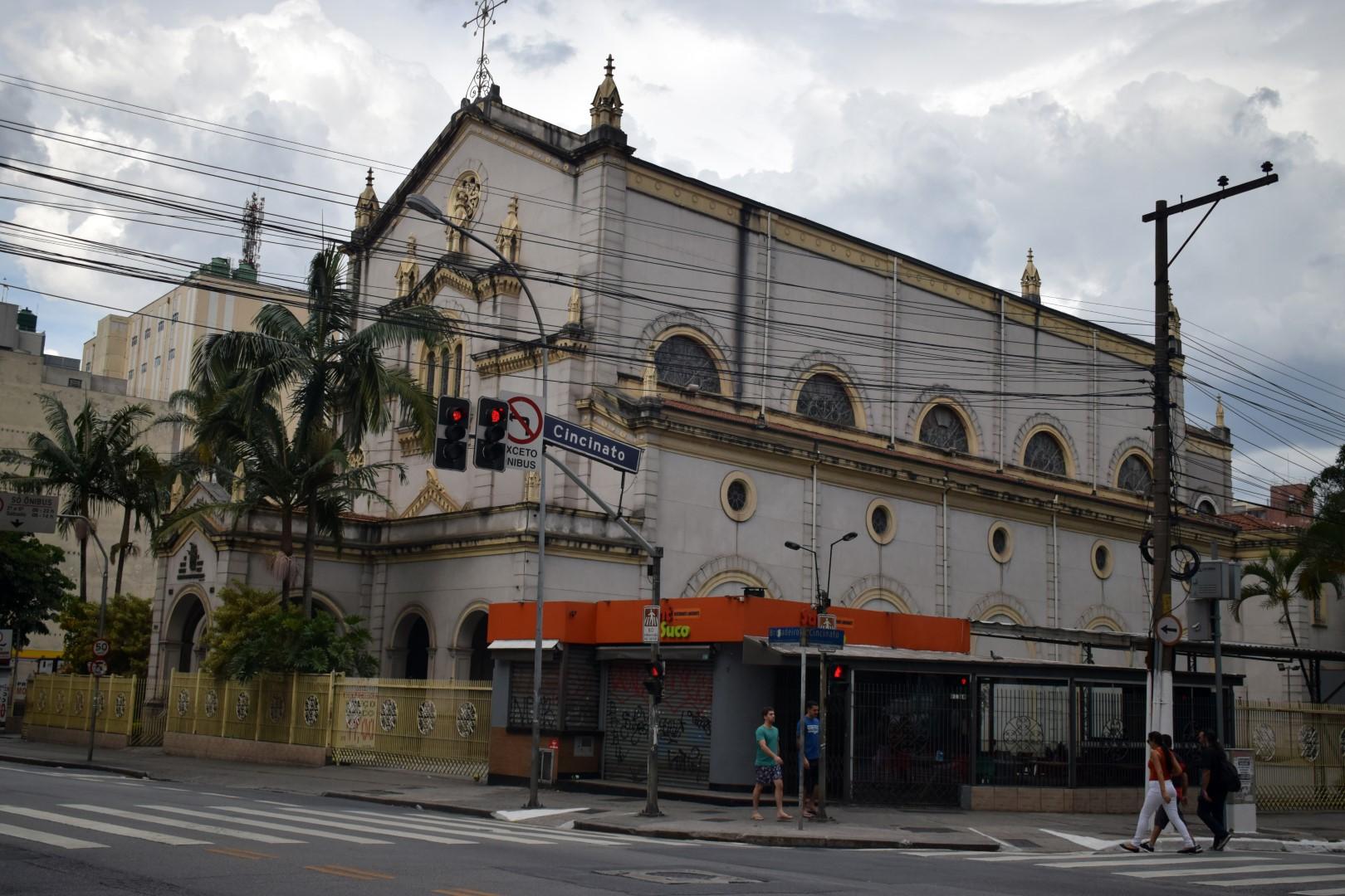 Av. Brigadeiro Luís Antônio, São Paulo