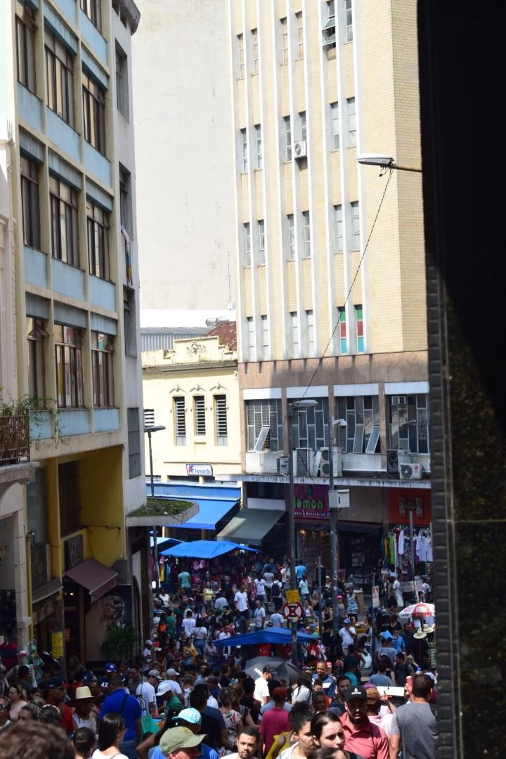 Rua Boa VIsta, Centro Histórico de São Paulo