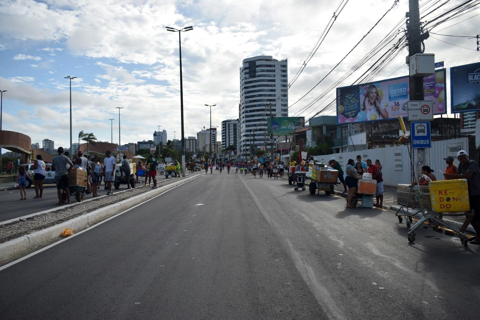 """""""Surprise"""" bloco in São José, Aracaju"""