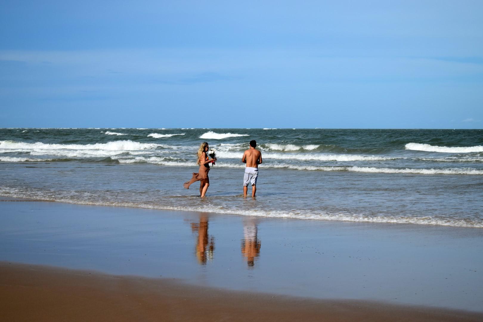 Dia de Iemanjá, Praia de Atalaia, Aracaju