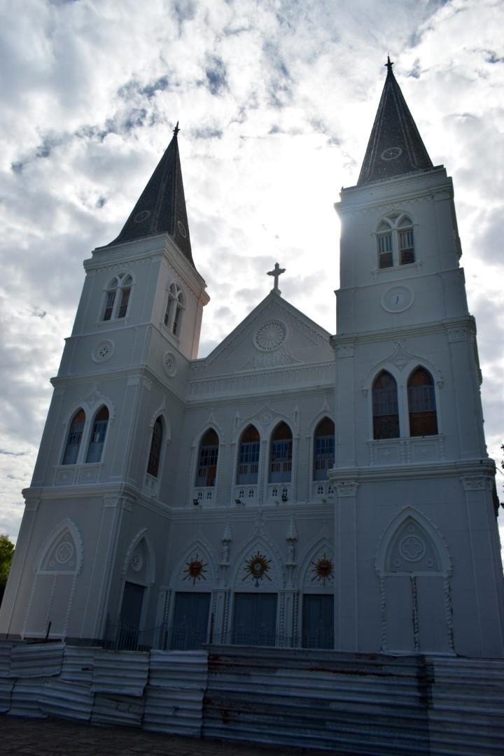 Catedral Metropolitana de Aracaju, Centro