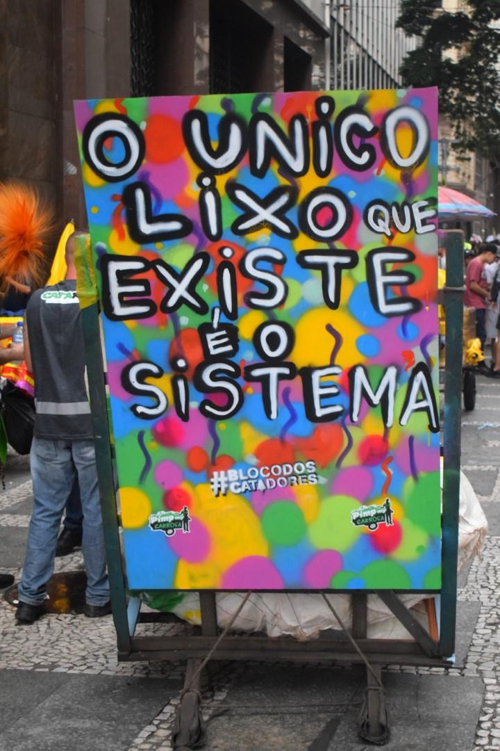Bloco Unidos do Swing, Centro Histórico de São Paulo