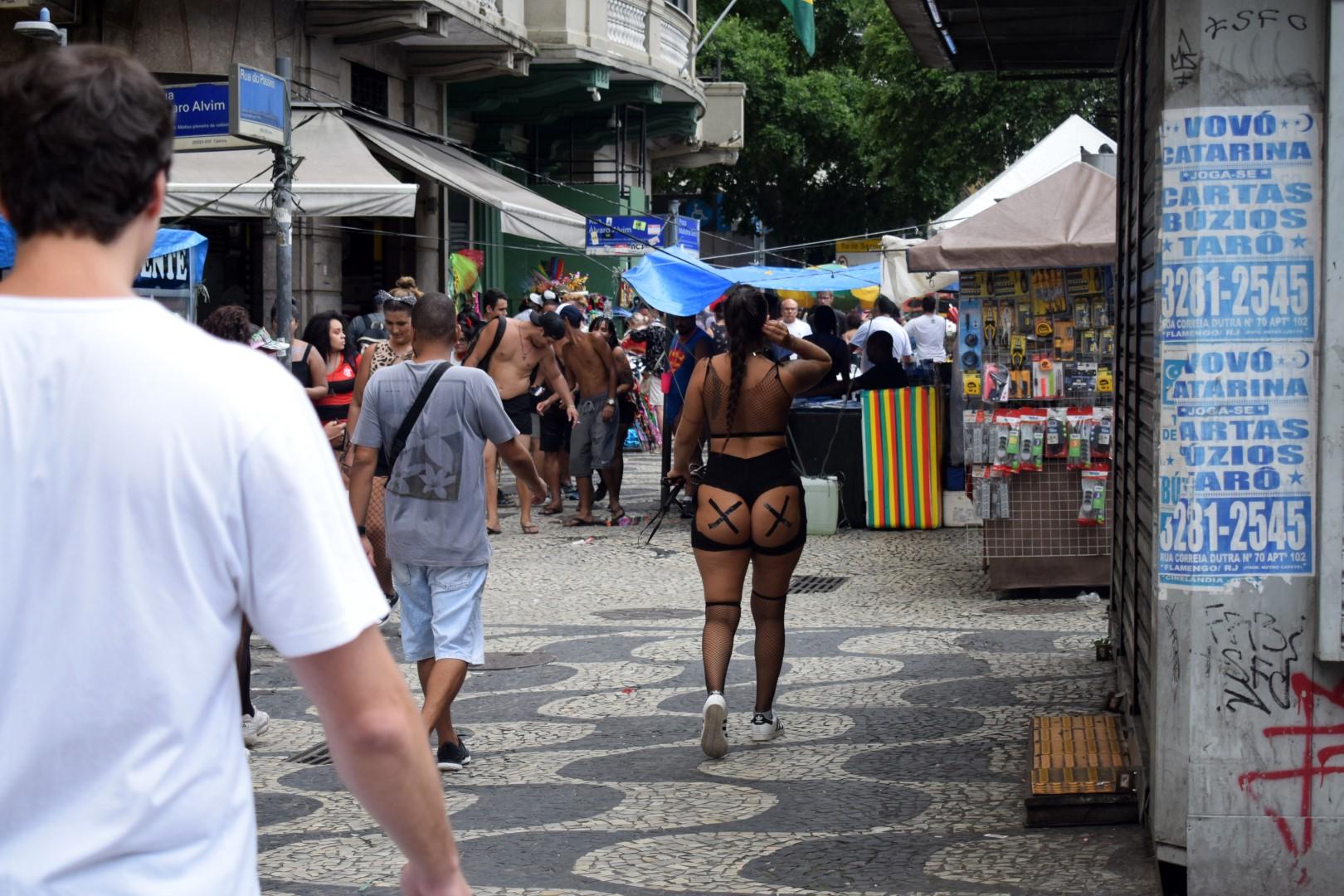 Rua do Passeio, Centro, Rio de Janeiro