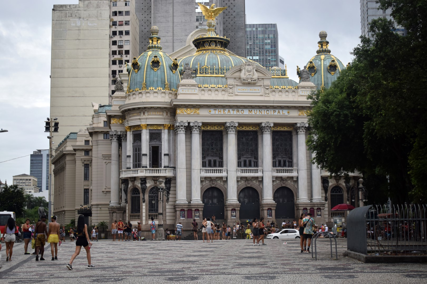 Praça Floriano, Centro, Rio de Janeiro
