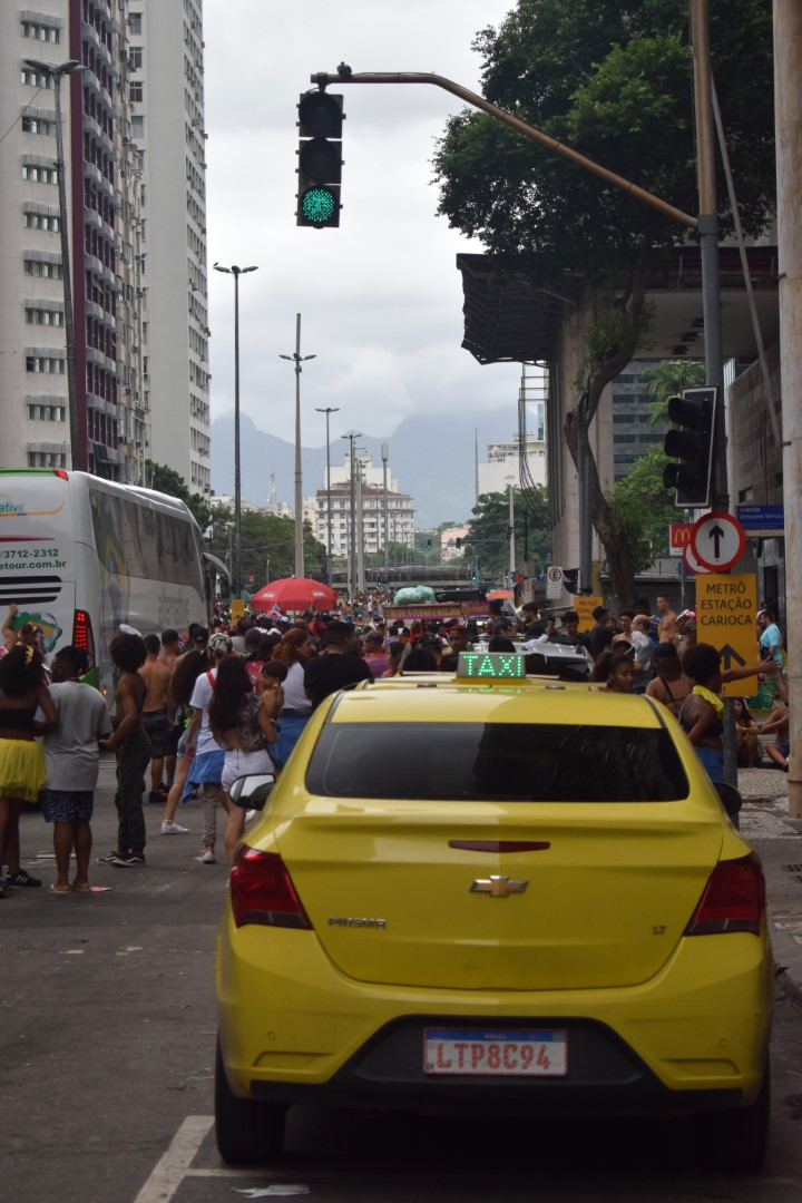 Around Avenida Rio Branco, Centro, Rio de Janeiro
