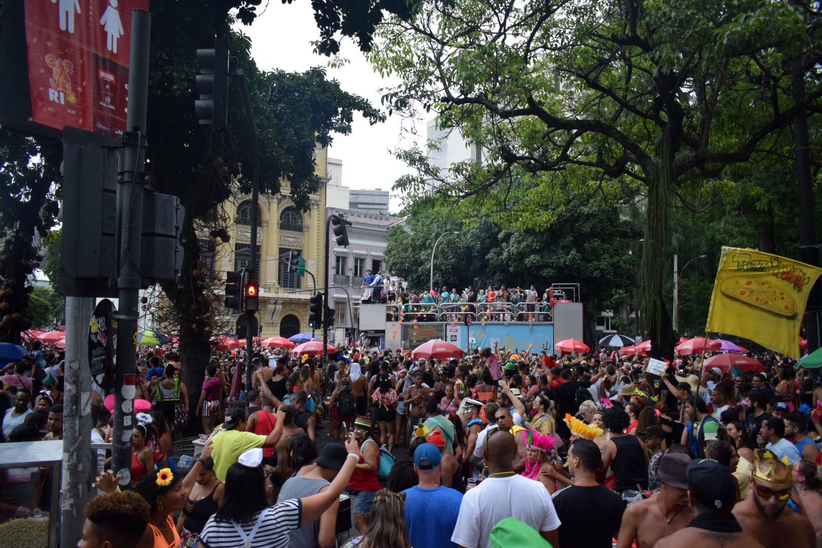 Bloco Quizomba, Lapa, Rio de Janeiro