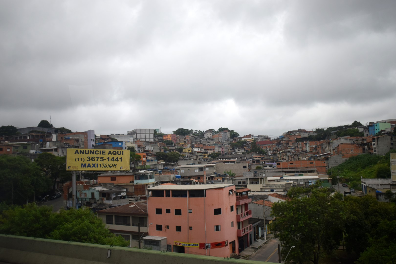 São Paulo to Santos