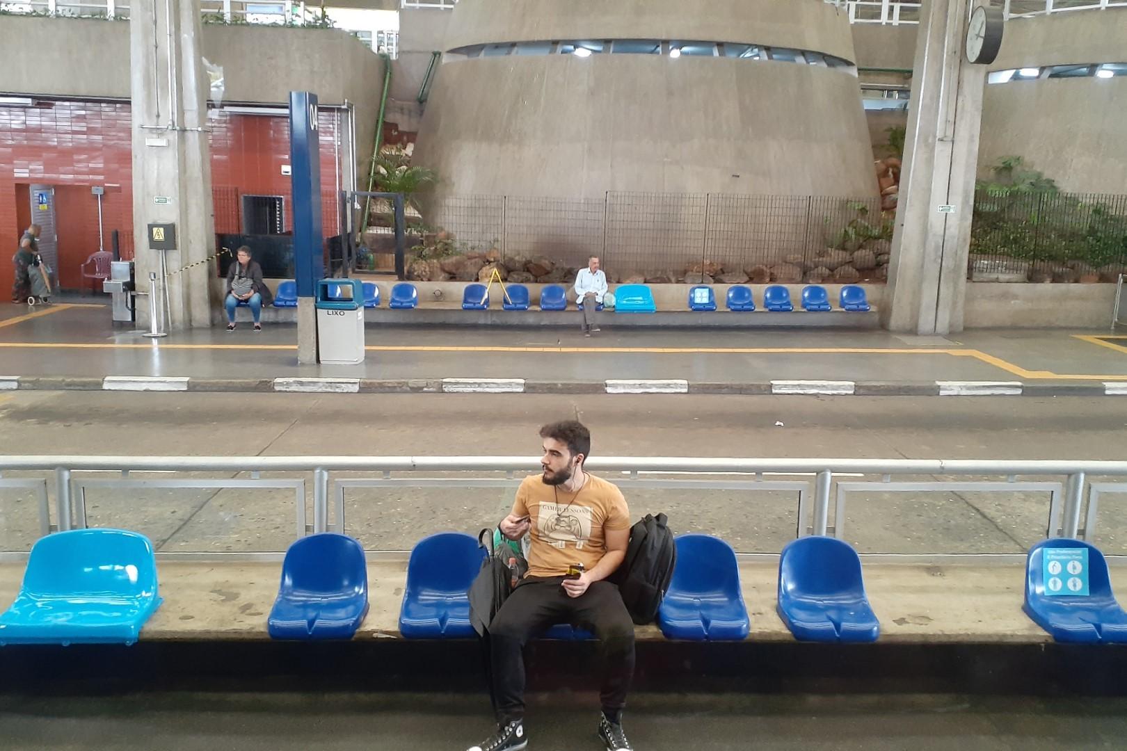 Terminal Jabaquara, São Paulo