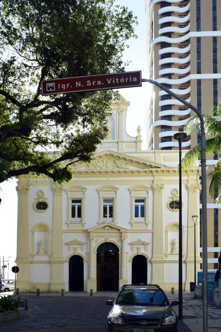 Paróquia Nossa Senhora da Vitória,  Vitória, Salvador