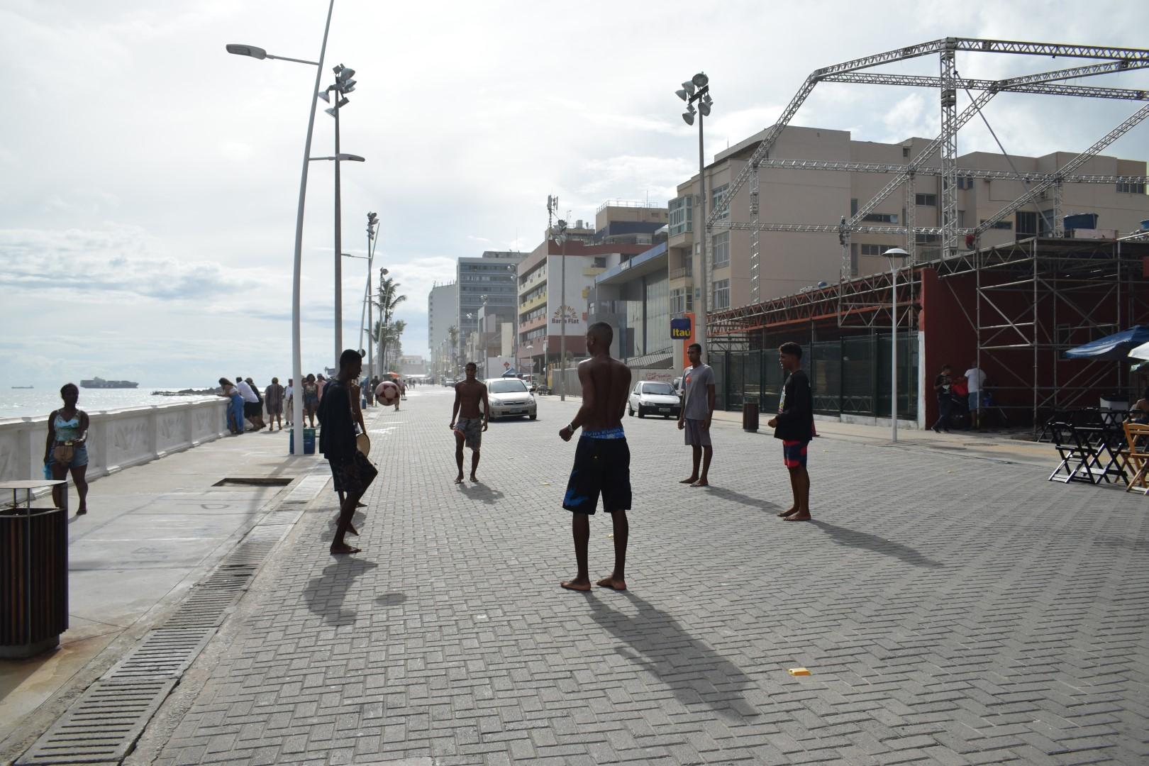 Av. Oceânica, Barra, Salvador