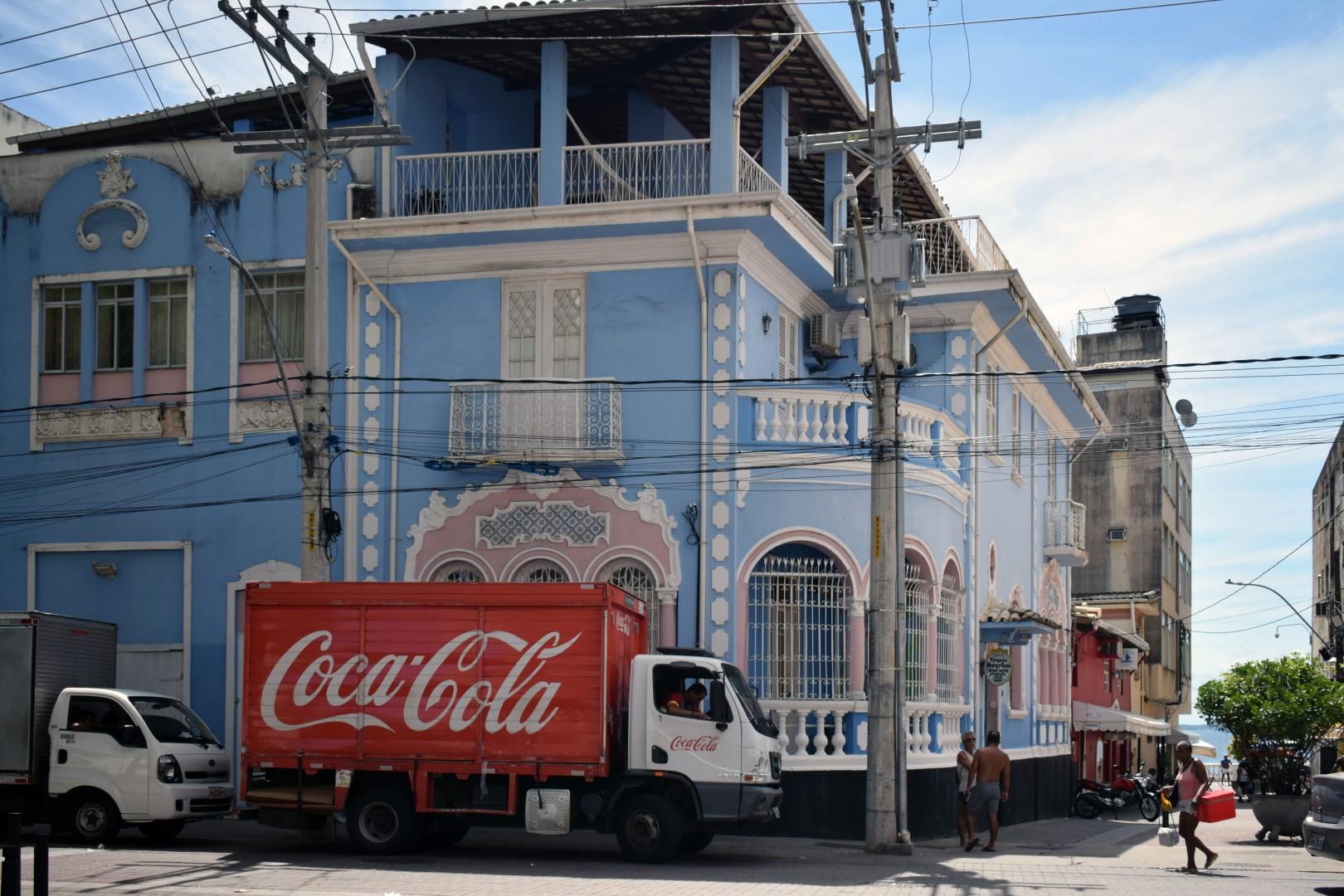 Rua César Zama, Barra, Salvador