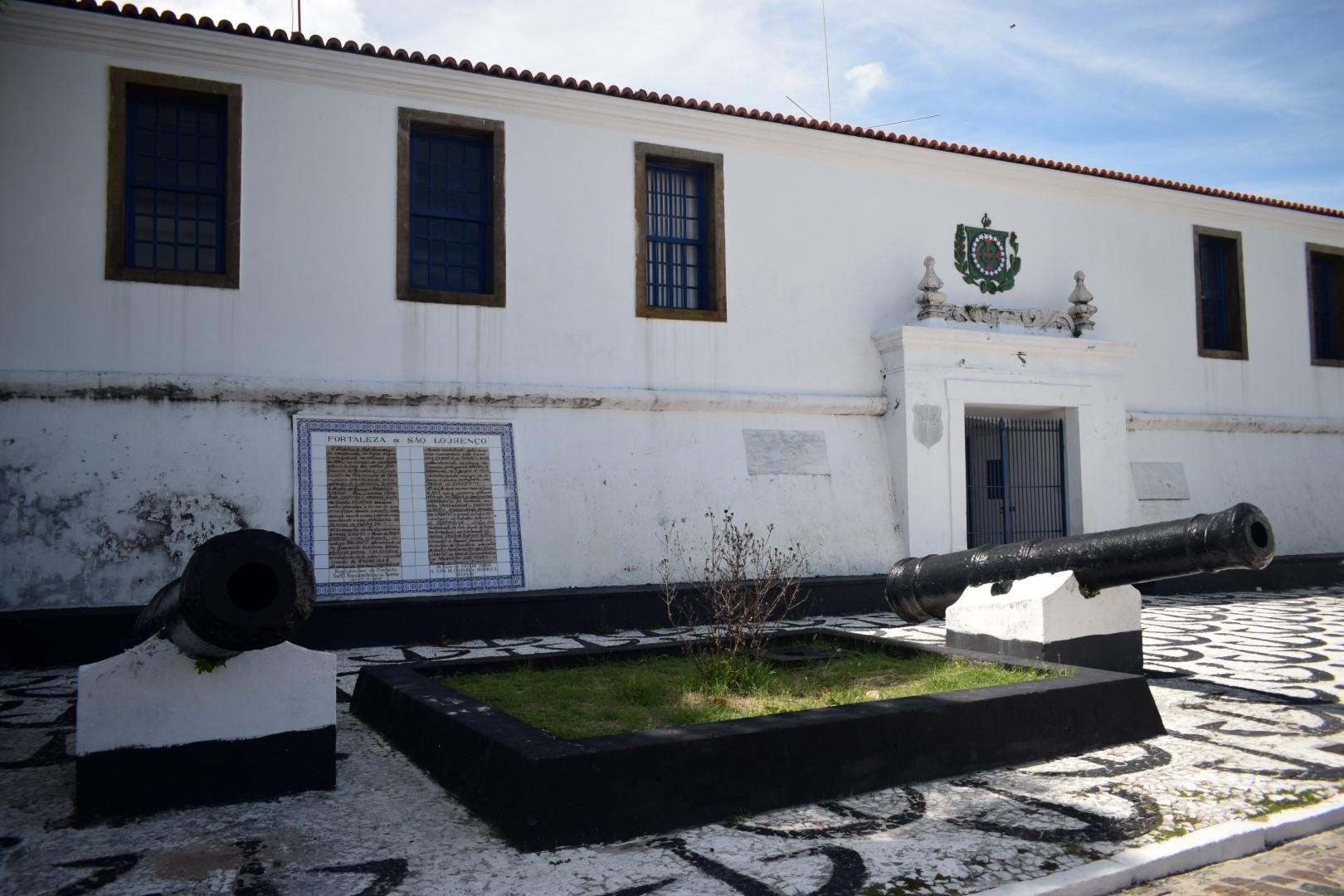 Fortaleza de São Lourenço, Nova Itaparica, Itaparica