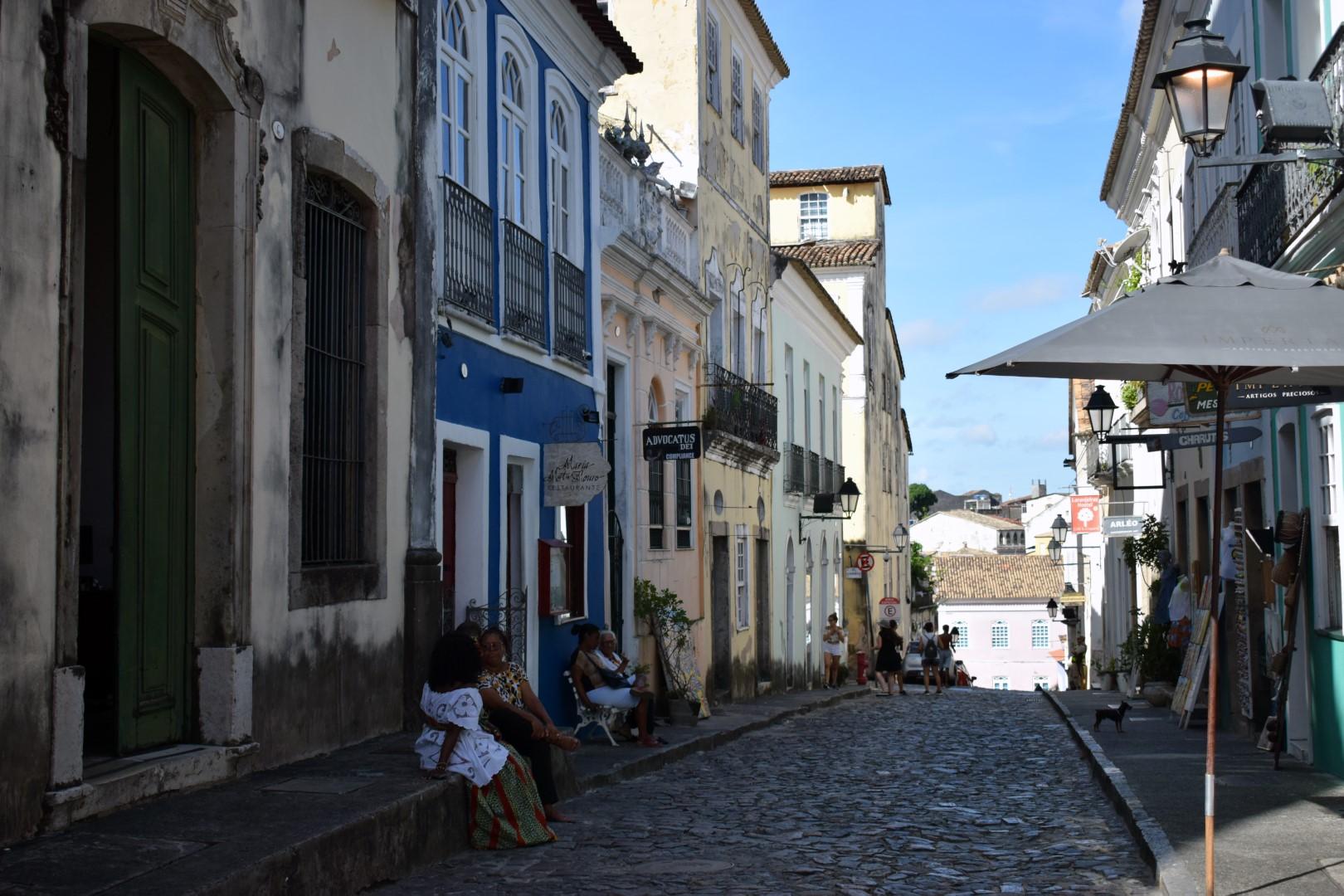 Rua da Ordem Terceira, Pelourinho, Salvador