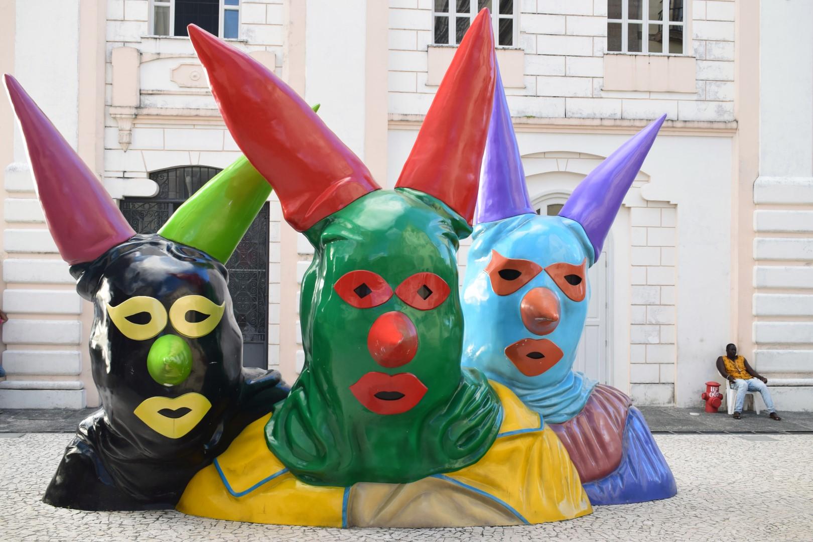 Casa do Carnaval da Bahia, Pelourinho, Salvador
