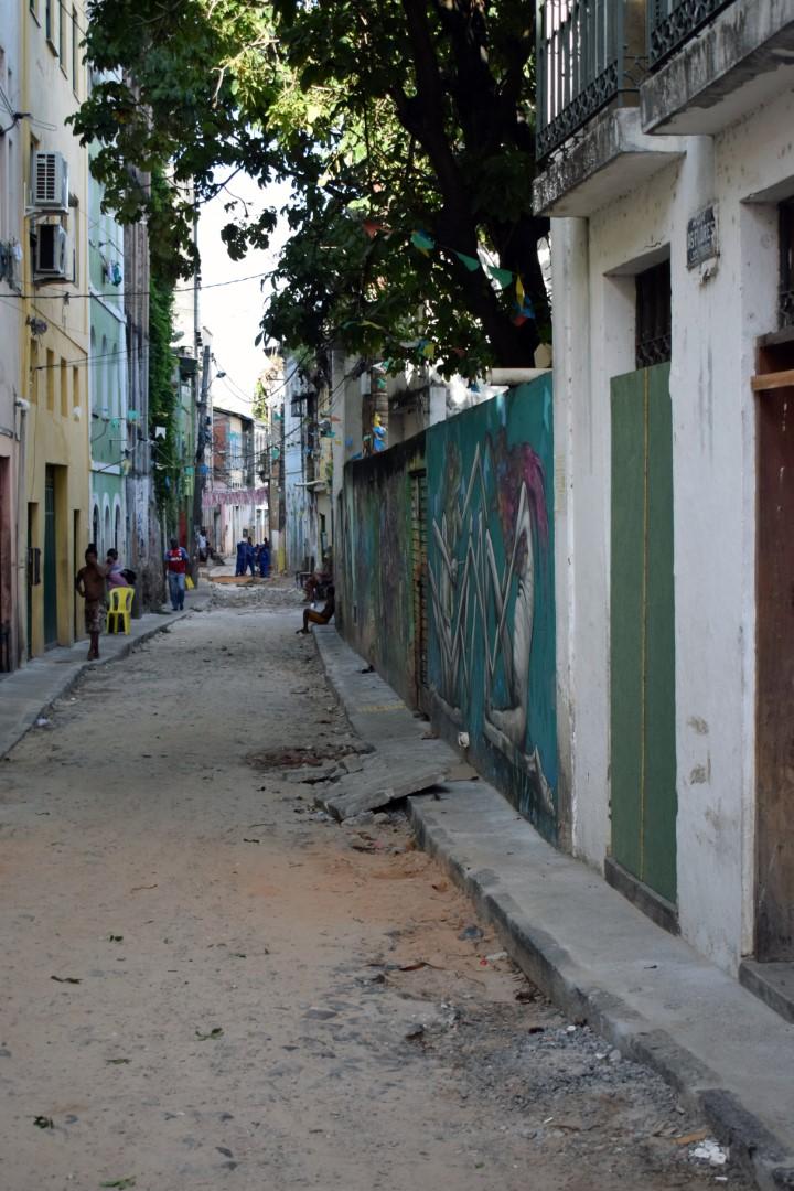 R. das Flôres, Pelourinho, Salvador