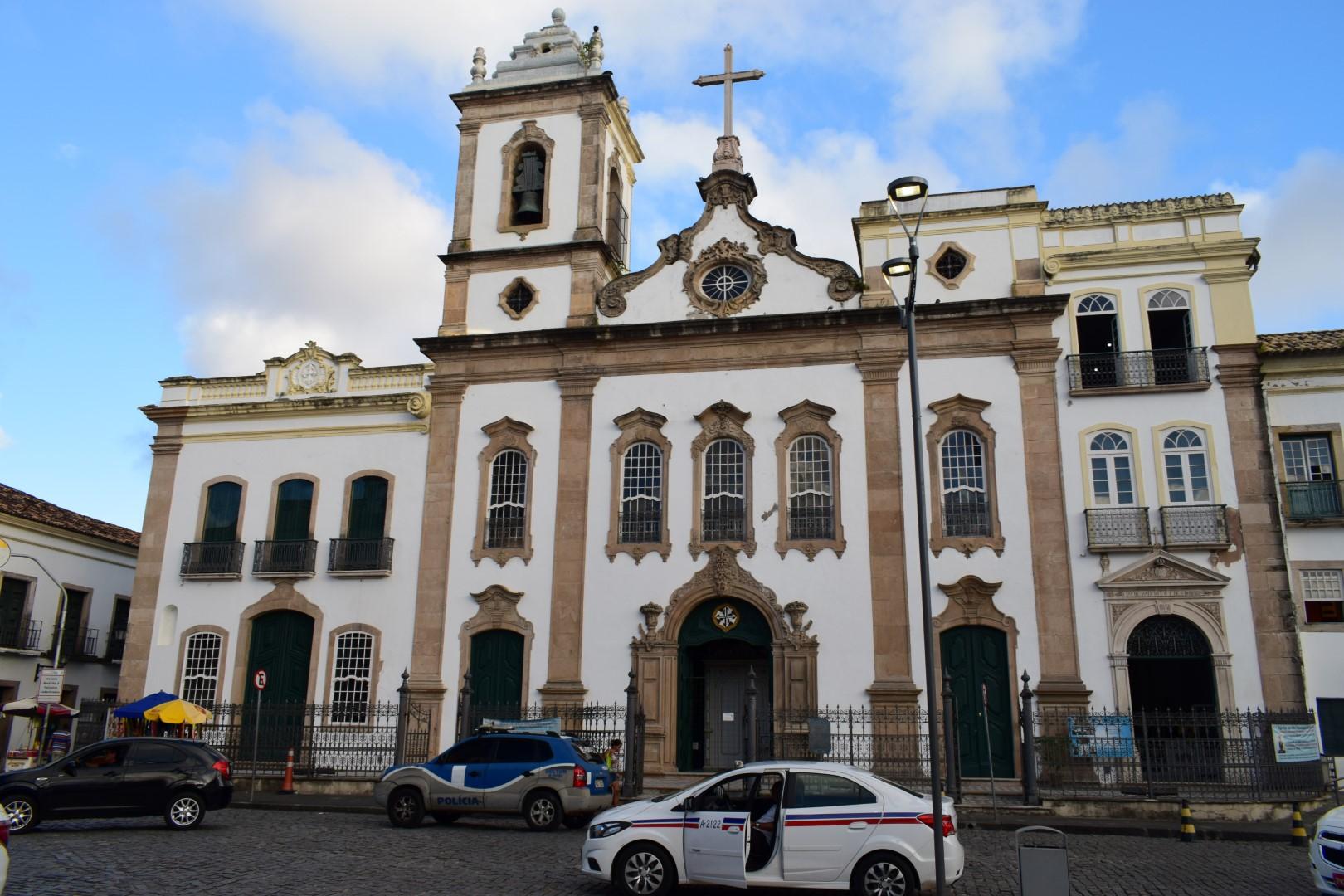 Igreja de São Domingos Gusmão, Pelourinho, Salvador