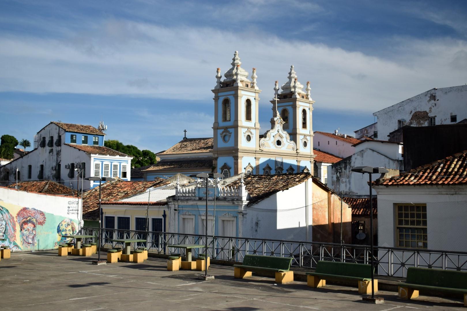 Rua do Passo, Pelourinho, Salvador