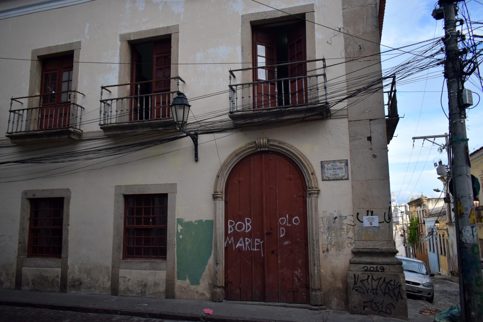 Rua do Saldanha Pelourinho, Salvador