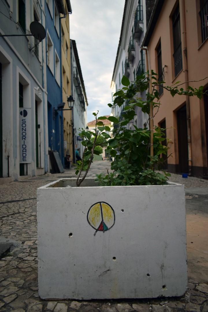Rua do Bispo, Pelourinho, Salvador