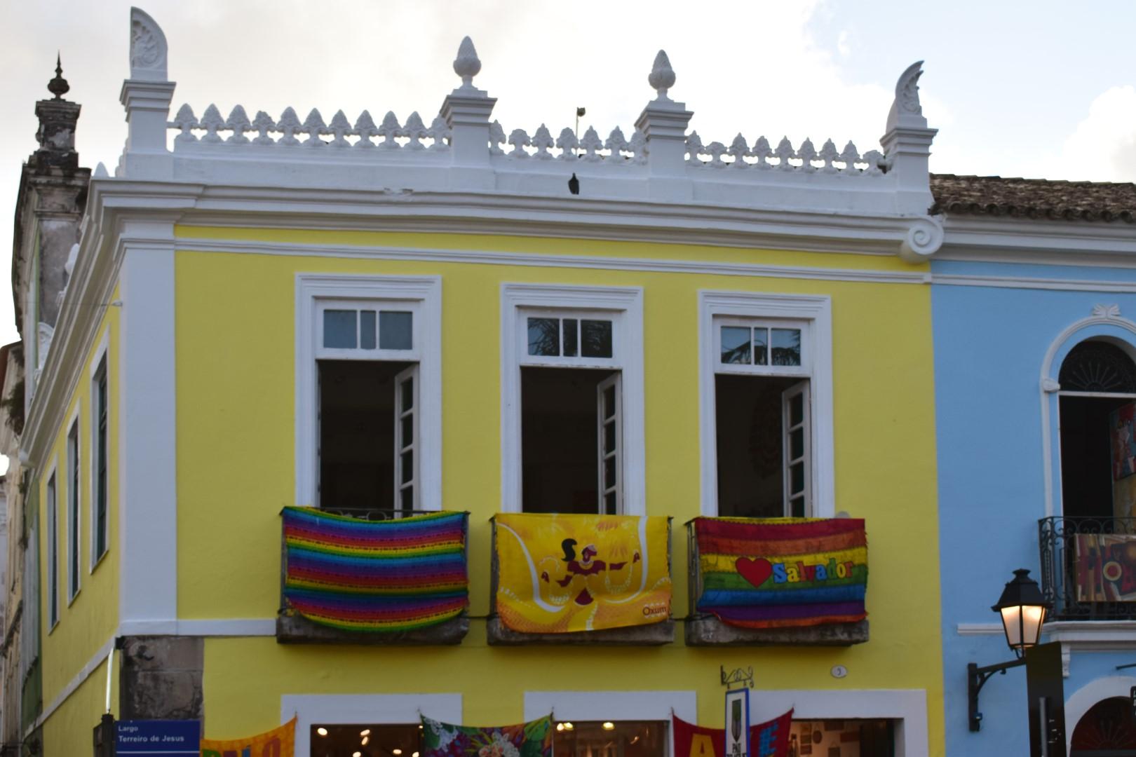 Largo Terreiro de Jesus, Pelourinho, Salvador