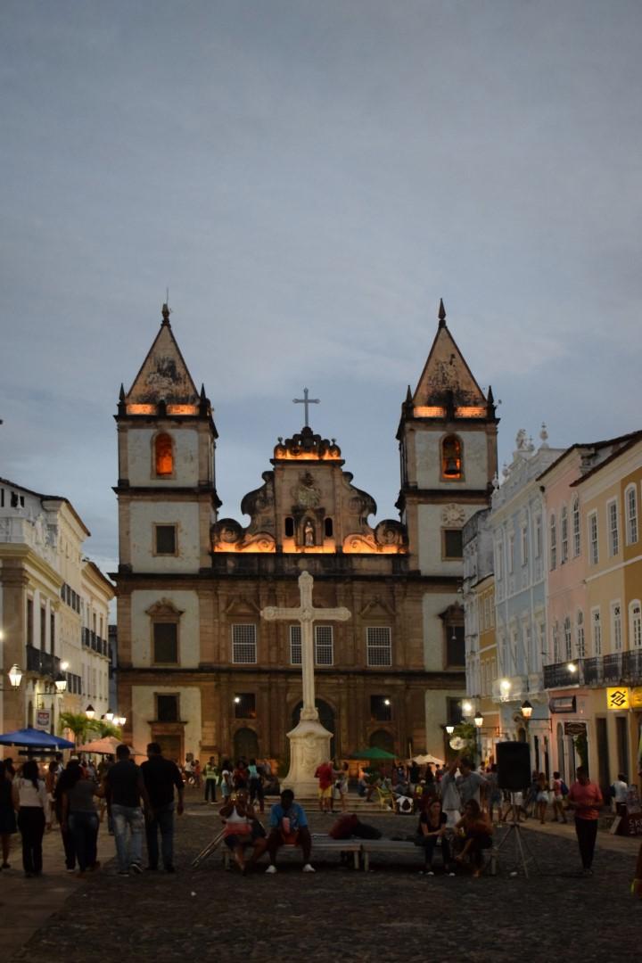 Largo do Cruzeiro de São Francisco, Pelourinho, Salvador