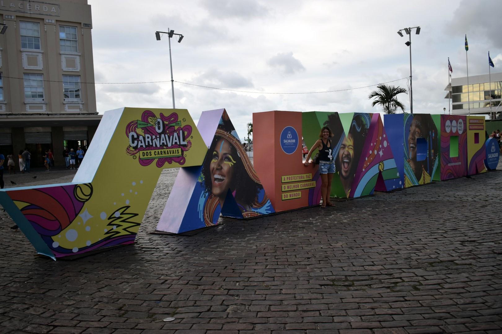 Praça Thomé de Souza, Salvador