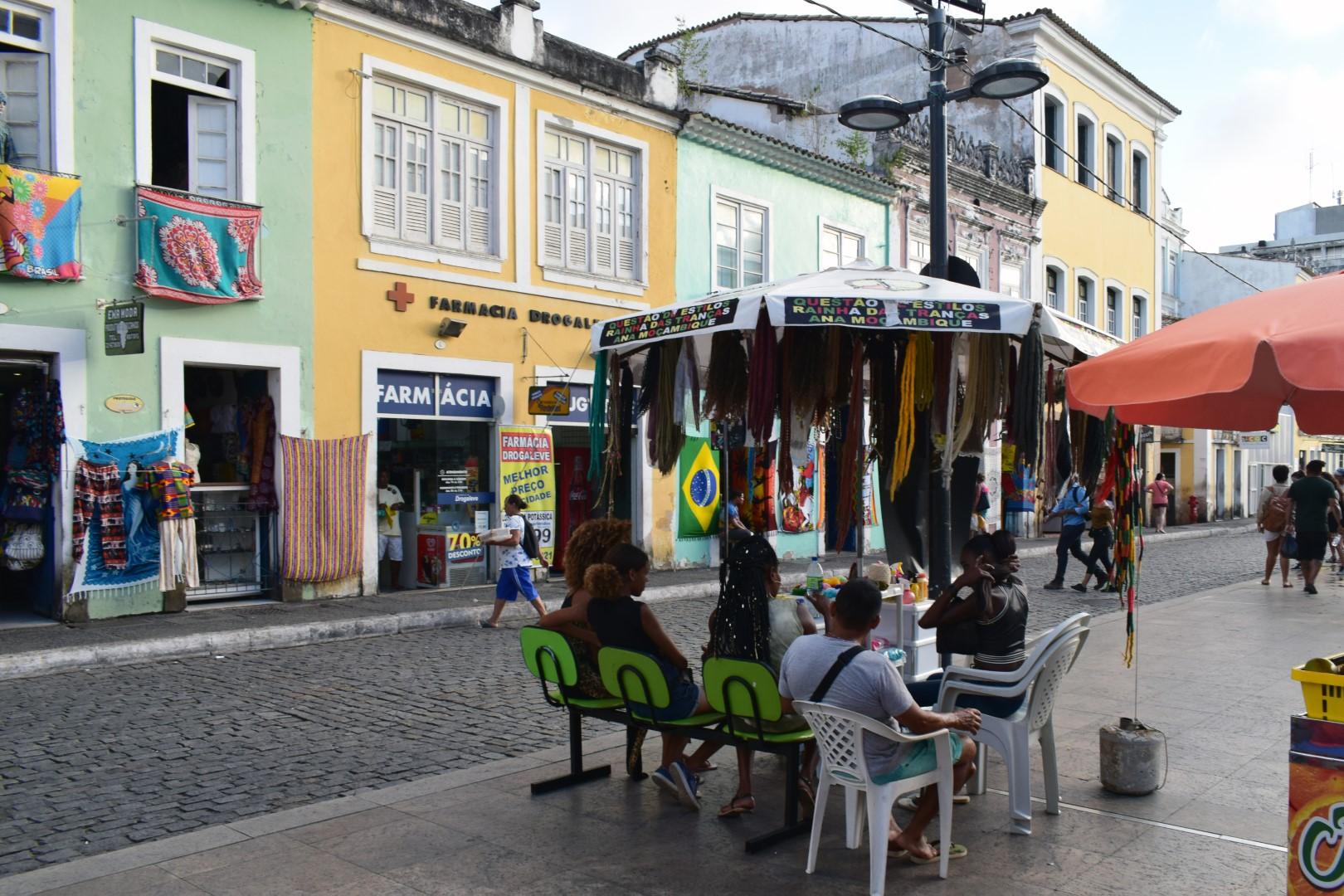 Praça da Sé, Pelourinho, Salvador