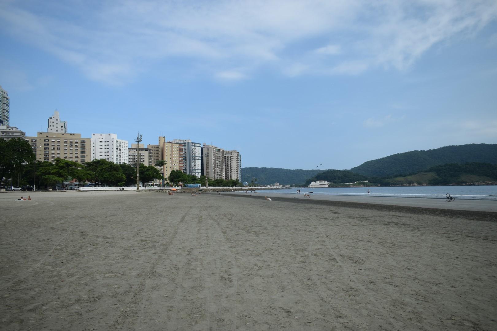 Santos beaches