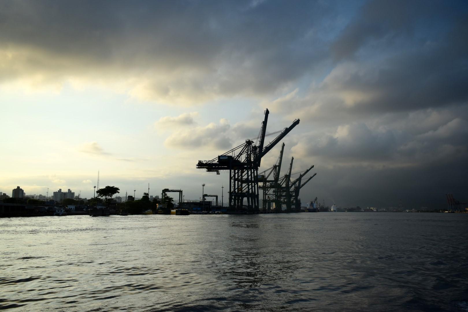 Porto de Santosa