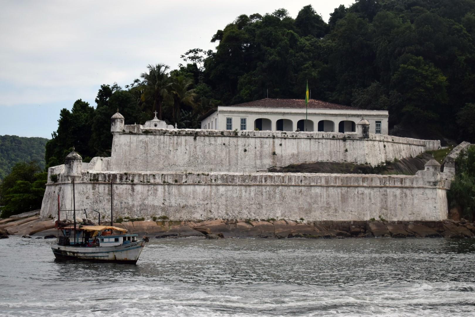 ortaleza de Santo Amaro da Barra Grande