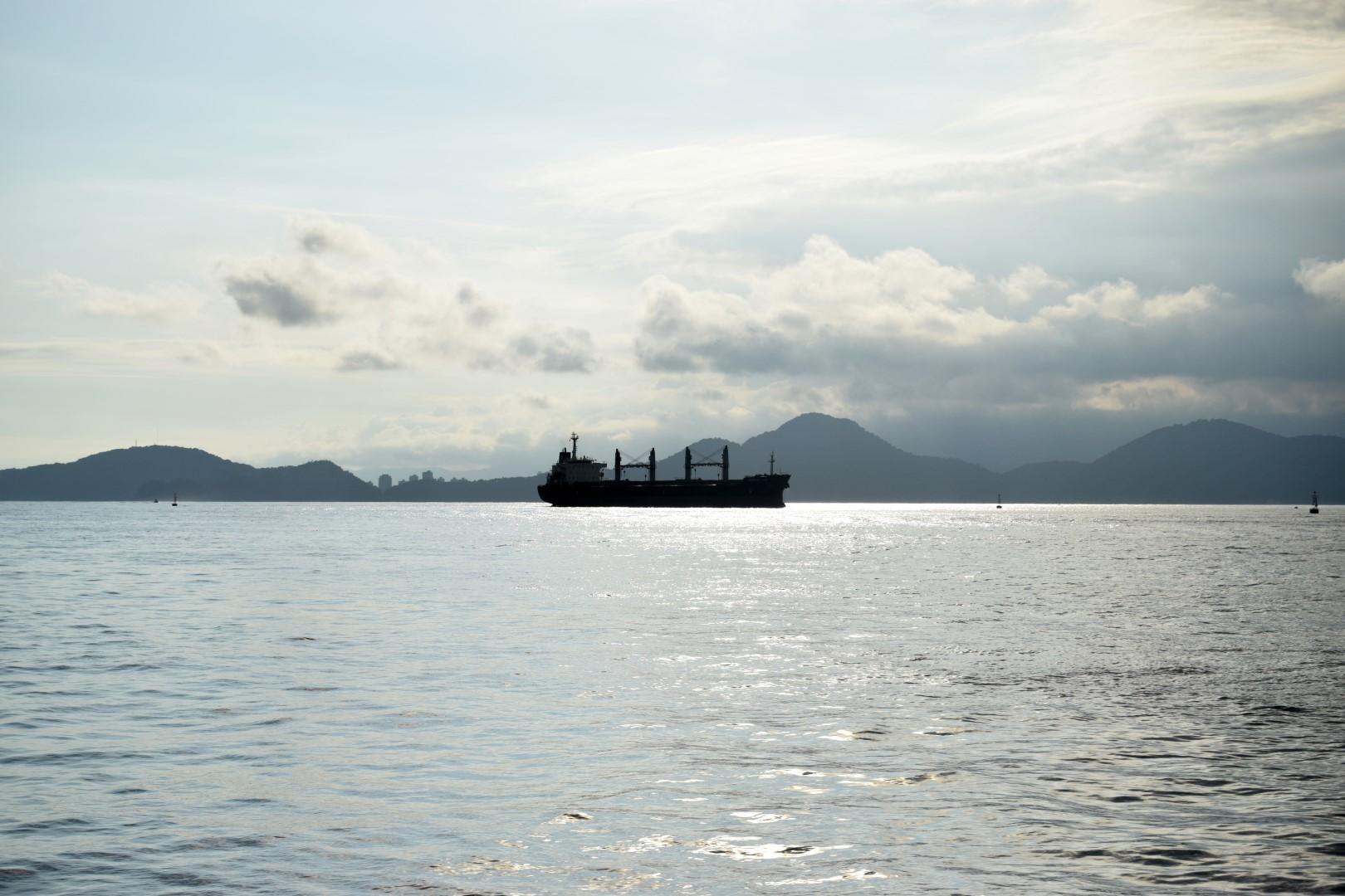 Baía de Santos