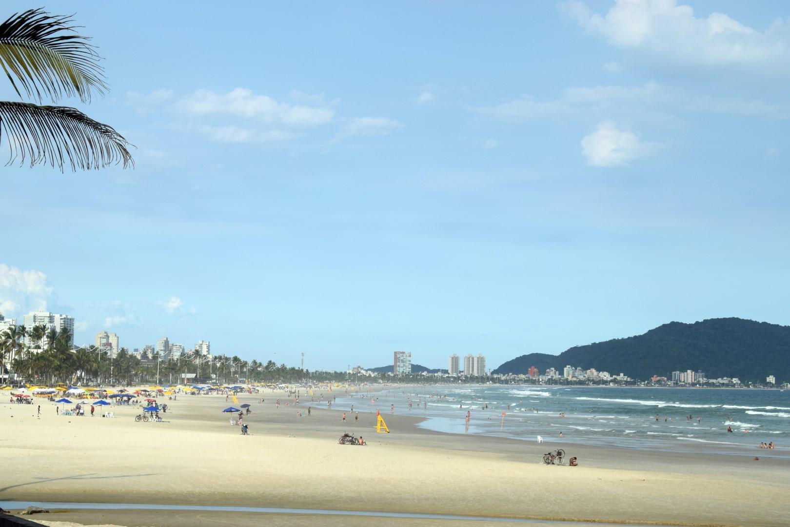 Praia da Enseada, Guarujá